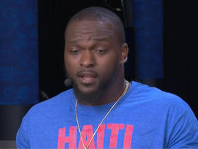 Watch: Cliff Avril: Marshawn Lynch is one of the best backs in the league