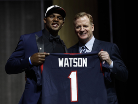 Watch: Casserly: DeShaun Watson is an athlete with a great arm
