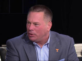 Watch: Butch Jones: Derek Barnett is a perfect fit for the Eagles