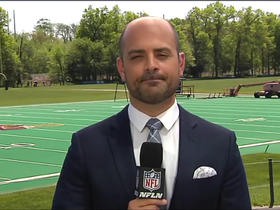 Watch: Mike Garafolo: Redskins not looking for a quarterback in Day 2