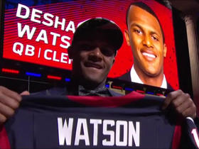Watch: Palmer: Texans had their eyes on Watson for some time