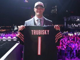 Watch: Draft Diaries: Mitchell Trubisky draft day all-access