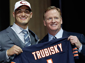 Watch: Draft Diaries: Mitchell Trubisky all-access on draft day