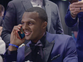 Watch: Deshaun Watson's Draft Day