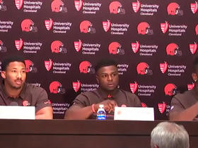 Watch: Garrett: I'll be well prepared for every team the Browns face