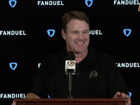 Watch: Jay Gruden: