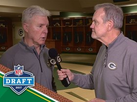 Watch: Ted Thompson 1-on-1 : 'We'll know when it's time'