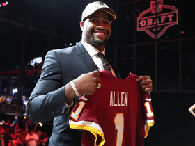 Watch: Garafolo: Redskins 'extremely elated' Jonathan Allen fell to them