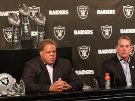 Watch: McKenzie and Del Rio Draft Press Conference