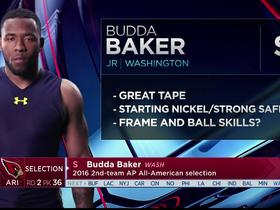 Watch: Mayock: Every game Budda Baker was around the ball
