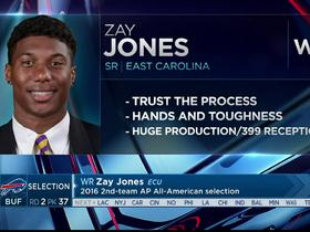 Watch: Mayock: Zay Jones 'handled the process better than anyone'