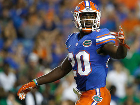 Watch: Instant Draft Grade Marcus Maye: B+