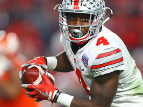 Watch: Panthers select Curtis Samuel No. 40 in the 2017 NFL Draft