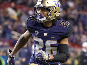 Watch: Eagles select Sidney Jones No. 43 in the 2017 NFL Draft