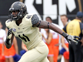 Watch: Texans select Zach Cunningham No. 57 in the 2017 NFL Draft