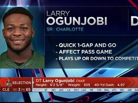 Watch: Mayock: Larry Ogunjobi has talent but needs to be more consistent