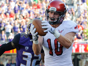 Watch: Rams select Cooper Kupp No. 69 in the 2017 NFL Draft