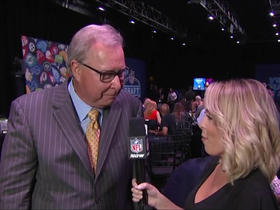 Watch: Ron Jaworski: 'Philadelphia has exceeded expectations'