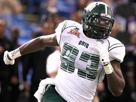 Watch: Colts select Tarell Basham No. 80 in the 2017 NFL Draft