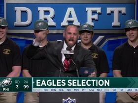Watch: Eagles select Rasul Douglas No. 99 in the 2017 NFL Draft