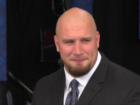 Watch: Lane Johnson: I'm going to prove I'm the best in the game