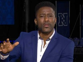 Watch: Nate Burleson's advice to NFL rookies