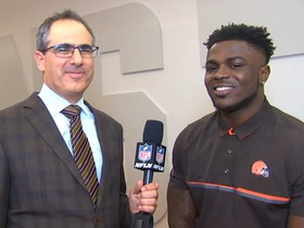 Watch: Mike Silver goes 1-on-1 with Jabrill Peppers