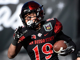 Watch: Eagles select Donnel Pumphrey No. 132 in the 2017 NFL Draft