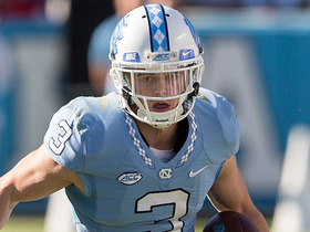 Watch: Cowboys select Ryan Switzer No. 133 in the 2017 NFL Draft