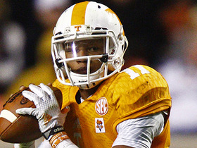 Watch: Steelers select Josh Dobbs No. 135 in the 2017 NFL Draft