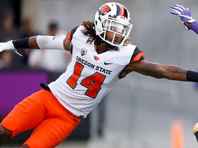 Watch: Texans select Treston DeCoud No. 169 in the 2017 NFL Draft