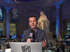 Watch: Rapoport: Peterman will compete with Cardale Jones