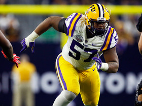Watch: Dolphis select Davon Godchaux No. 178 in the 2017 NFL Draft