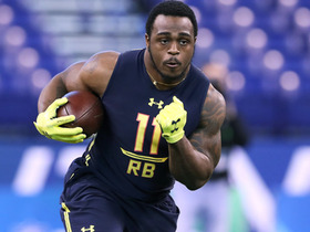 Watch: Broncos select De'Angelo Henderson No. 203 in the 2017 NFL Draft