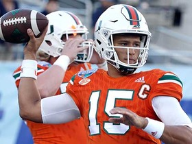 Watch: Lions select Brad Kaaya No. 215 in the 2017 NFL Draft