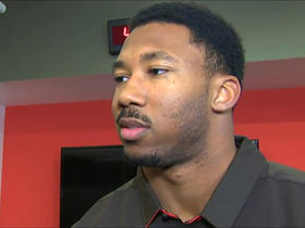 Watch: Myles Garrett wants to meet LeBron James