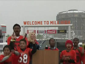 Watch: Broncos fan announces No. 203 pick