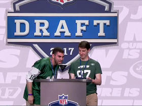 Watch: Jets season ticket holders announce No. 204