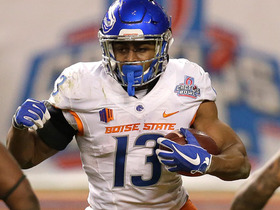 Watch: Buccaneers select Jeremy McNichols No. 162 in the 2017 NFL Draft