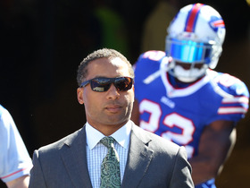 Watch: Bills fire GM Doug Whaley day after draft concludes