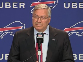 Watch: Terry Pegula: 'This was not an easy decision'