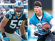 Watch: How did Kuechly react watching McCaffrey for first time?