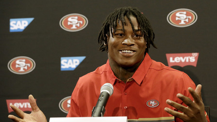 Bold rookie predictions for Reuben Foster