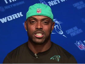 Watch: Captain Munnerlyn: I'm glad to be back with the Panthers