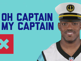 Watch: 'Oh Captain my Captain' with Captain Munnerlyn