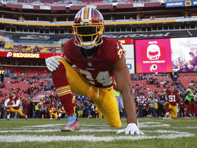 Watch: Josh Norman: Locker room 'absolutely' supports players reporting their concussions
