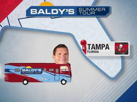 Watch: Baldy's Summer Tour: Tampa Bay Buccaneers