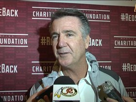 Watch: Bruce Allen: Redskins 'Close' On GM Search
