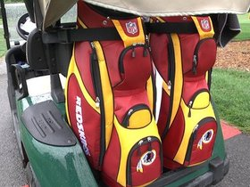 Watch: WRCF Hosts Redskins Charity Golf Classic