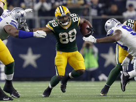 Watch: '4 Downs'- Green Bay Packers: 2017 fantasy player to watch RB Montgomery